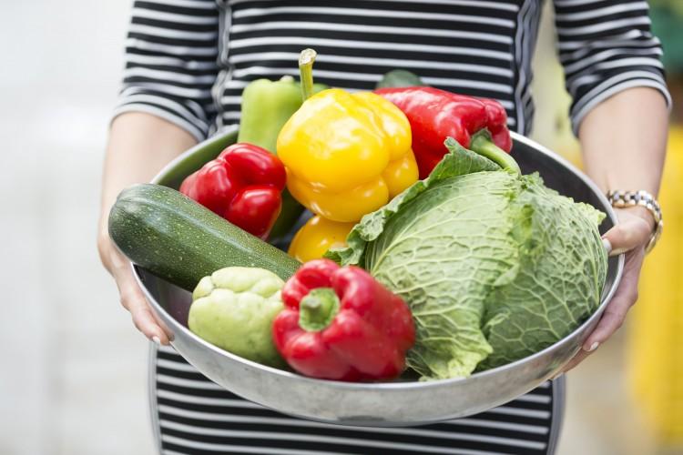 Nutrientes nos produtos hortícolas