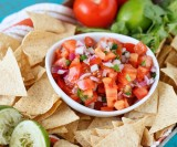 Pico de Gallo (Salsa Mexicana)